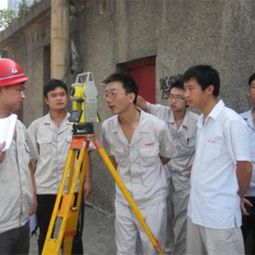 主体结构检测-勘测现场